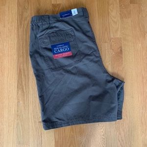 NWT Croft & Barrow Cargo Shorts 44 Relaxed Fit